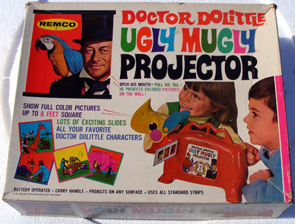 giveashow_uglymugly_doolittleprojector1