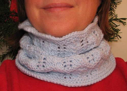 5/365 Knitted Cowl