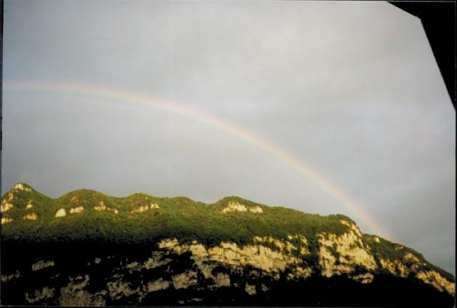 Monte San Giorgio Rainbow
