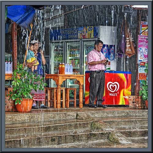 rain geotagged village mai squareformat chiangmai chiang doisuthep hmong hilltribe doi suthep flickrsbest geo:lat=18815897 geo:lon=98882929