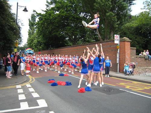 Carshalton Cheerleaders