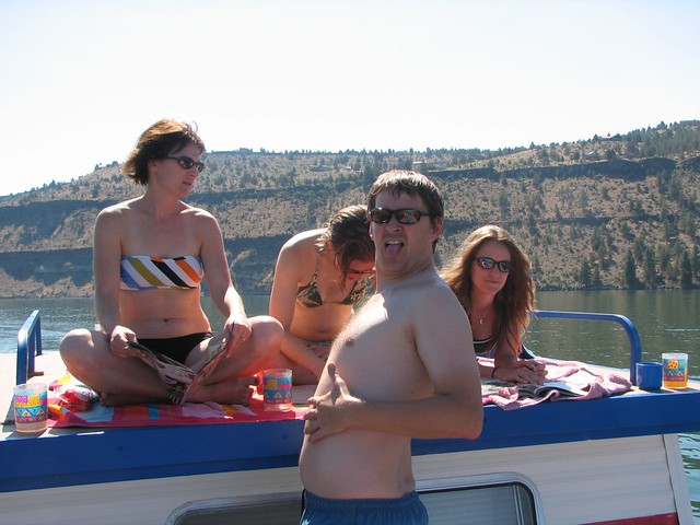 Oregon Houseboating - Your Premier Houseboat Site