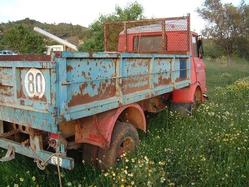 Barreiros Saeta 35 a Eivissa