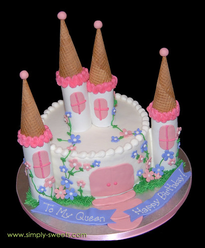 Images Of Castle Birthday Cake : Simply Sweets Cake Studio, Scottsdale Phoenix, AZ -custom ...