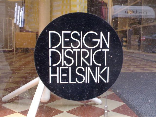 Distrito del Diseño de Helsinki