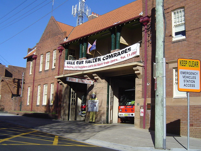 crows nest fire - photo #30