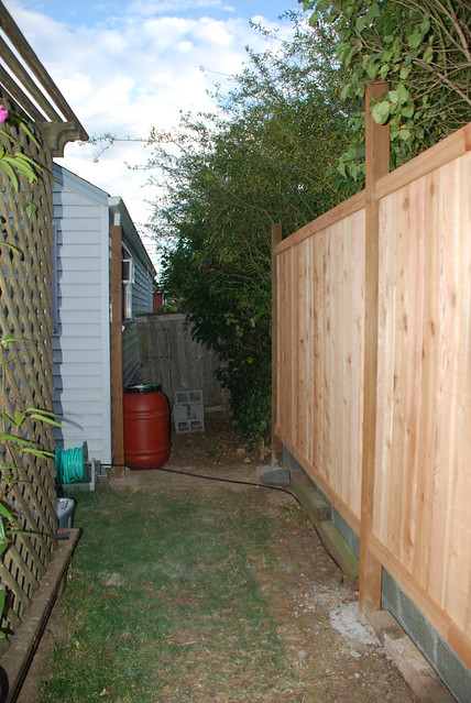 Do It Yourself Fencing Materials : Diy fence panel fencing