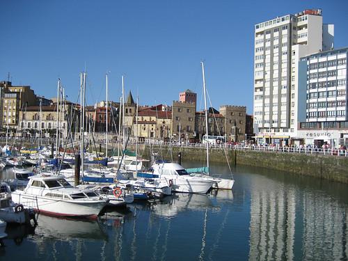 Puerto deportivo de Gijón #2
