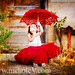 red.parasol by NicholeVan
