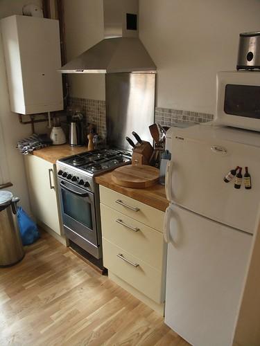 Kitchen - finally finished! (?)