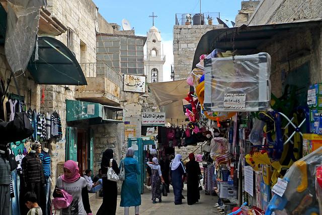Bethlehem / بيت لحم (Palestine) - Old Town