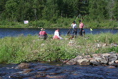 stream, fishing, river, fish pond, outdoor recreation, lake, wilderness, fly fishing, pond,