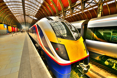 Inter City Train - London Paddington