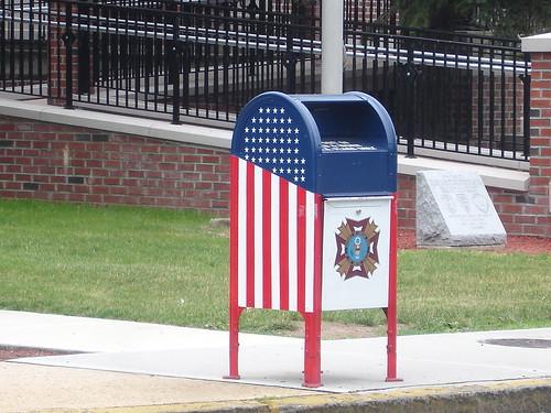 Usps mail slot regulations