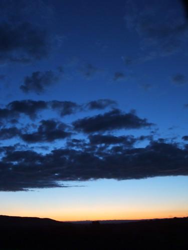 sunset newyork nature horizon upstate rusnica