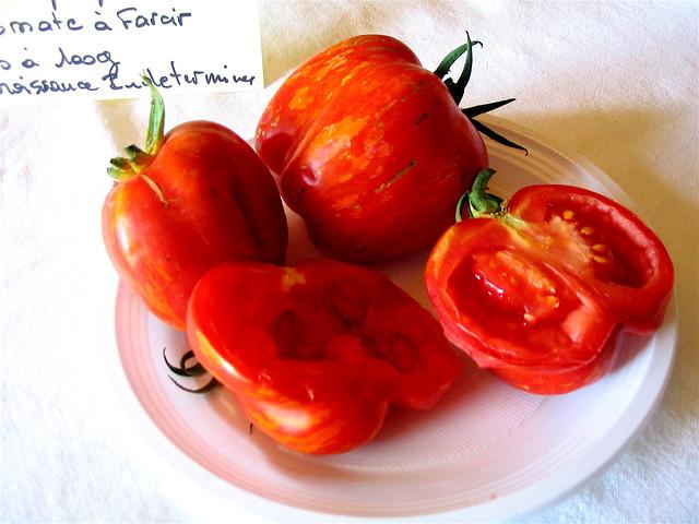 ch teau de la bourdaisi re festival de la tomate 2007 flickr photo sharing. Black Bedroom Furniture Sets. Home Design Ideas