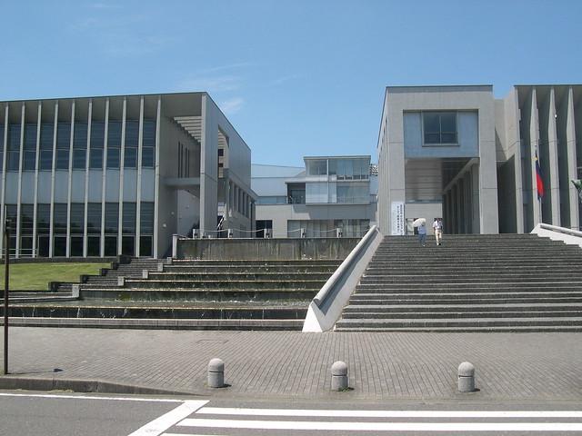 Header of Keio University