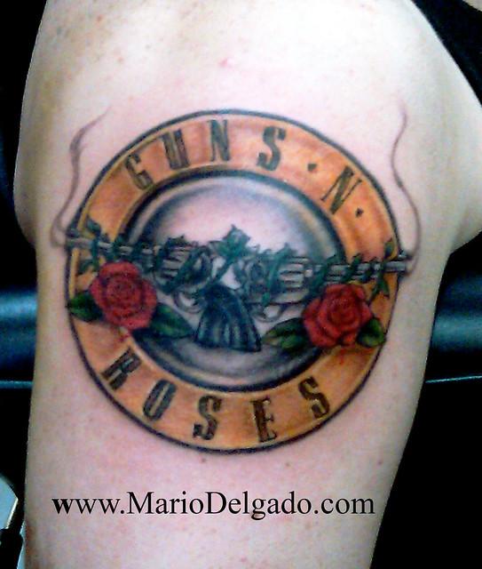 4726856298 dc5bfddddb for Guns n roses tattoos