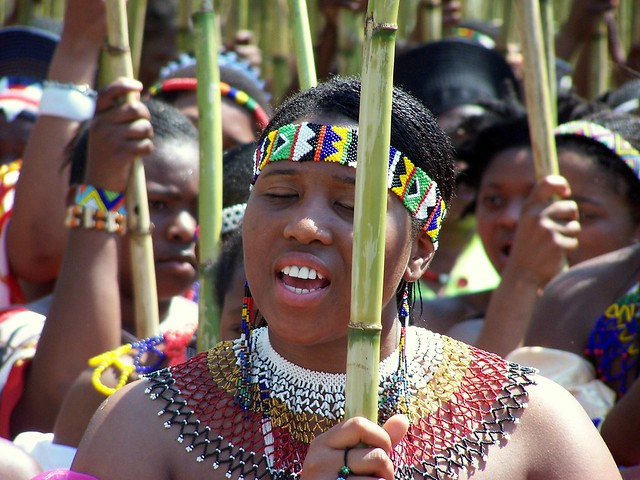 Kings Goodwill Zwelithini S Daughter Flickr Photo Sharing