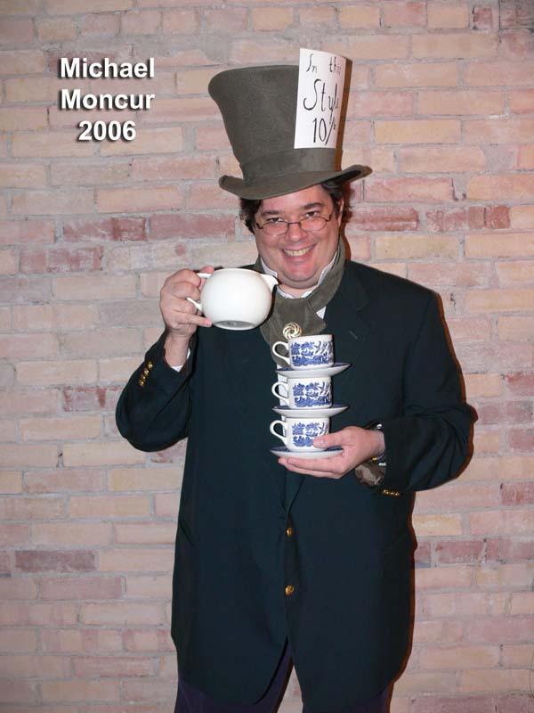 Michael Moncur 2006