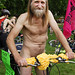 London Naked Bike Ride 2007 by madeinsheffield