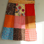 My patchwork skirt