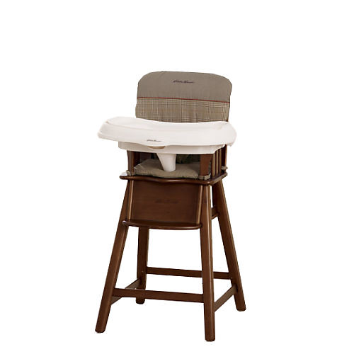 Eddie Bauer Wood High Chair Cambridge Precio