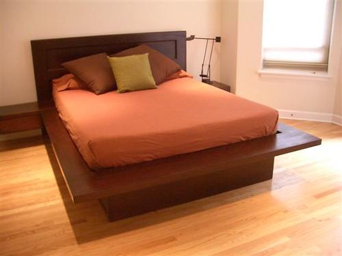 Bed 3 - dressed