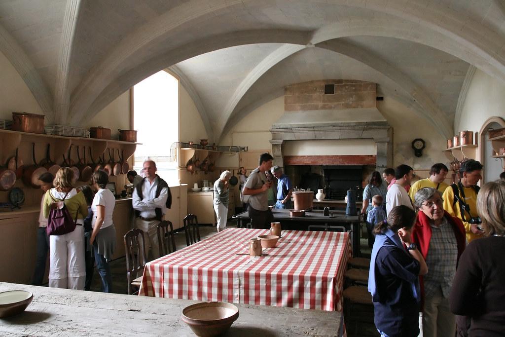 Chateau cocina