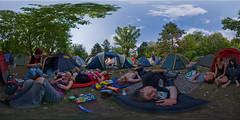 Island 2007: Camping