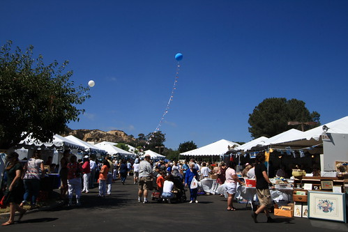 Greek Festival in Cardiff, CA.
