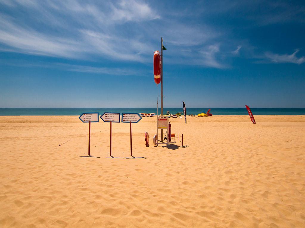 пляж лагош португалия