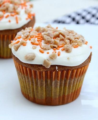 Bella baker pumpkin madness day 6 ina garten 39 s pumpkin Ina garten pumpkin cupcakes
