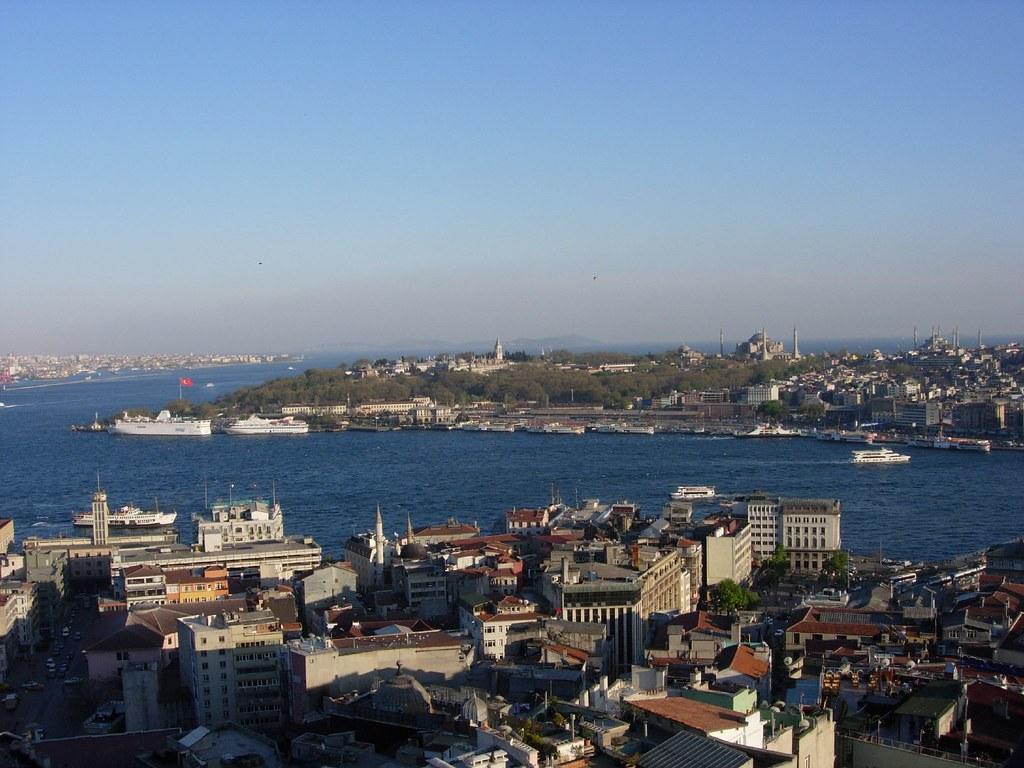 Vista desde la torre Galata