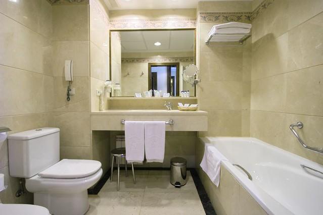 Baño Sencillo Para La Suerte:Bano sencillo
