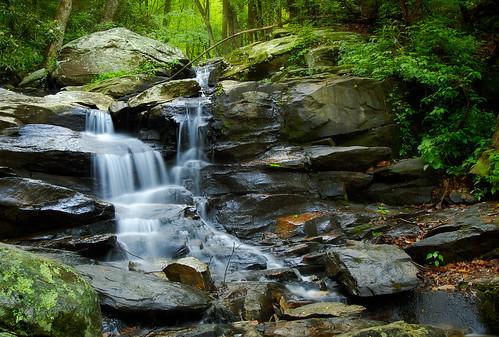 forest georgia waterfall blueridge cohutta cohuttawilderness fortmountainstatepark fortmountainga