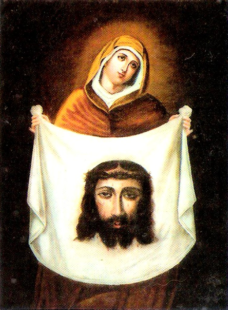 El Divino Rostro The Holy Image Of Saint Veronica With The Flickr