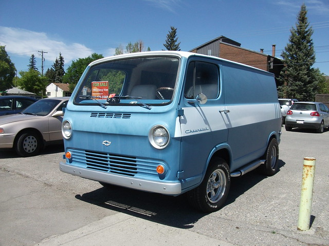 1965 Chevy Van Craigslist Autos Post