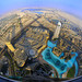 View from Burj Khalifa by Jokin Sukuntza