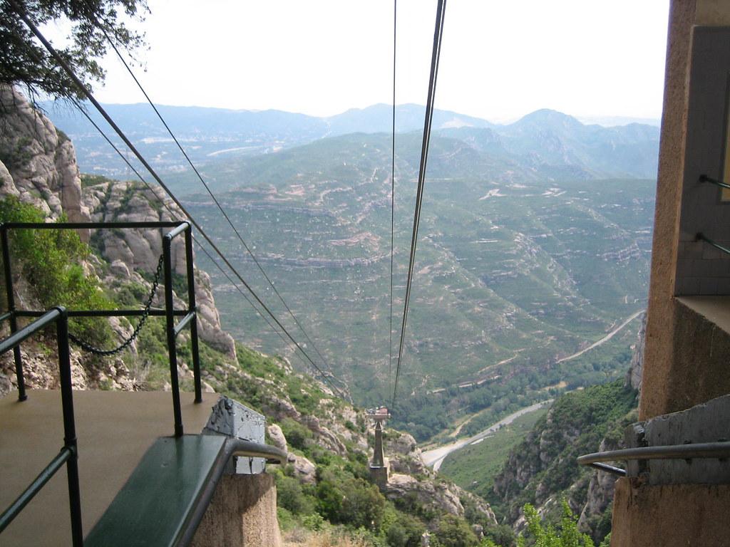 Montserrat Mountain Monastery