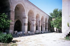 Arches of the Sultanhan Caravanserai