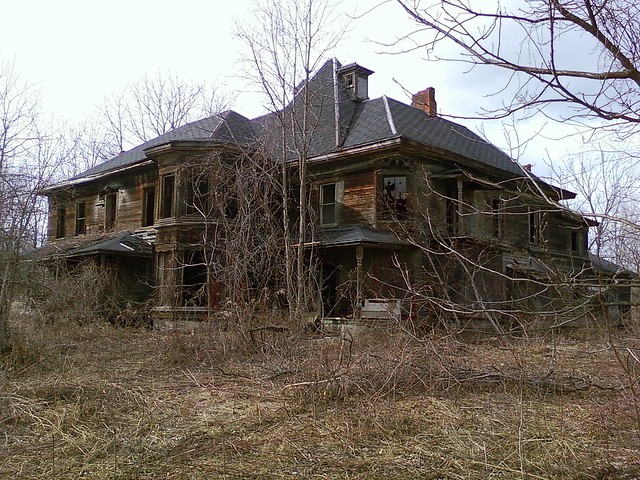 Abandoned Mansion Flickr Photo Sharing