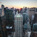 Sunset over Midtown Manhattan, New York City