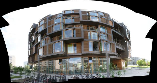 panorama of tietgenkollegiet