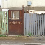 Adidas Graffiti - Bakuriani, Georgia