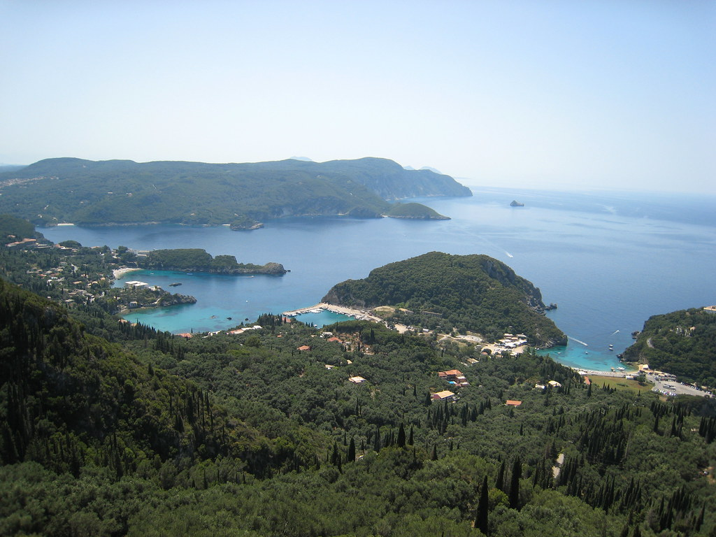 Corfu tour
