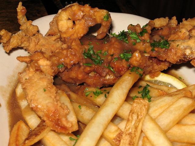 Fried Soft Shell Crab Meuniere | Flickr - Photo Sharing!