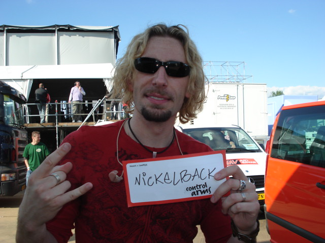 Nickelback from Flickr via Wylio