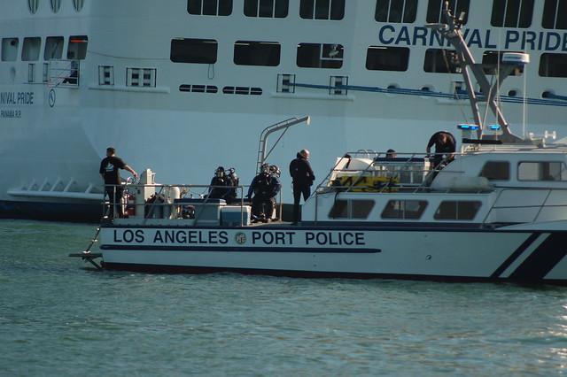Los angeles port police flickr photo sharing for La port police