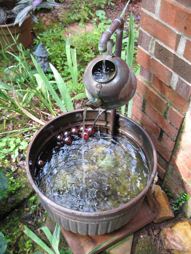nina 39 s tea kettle fountain tea time anyone this